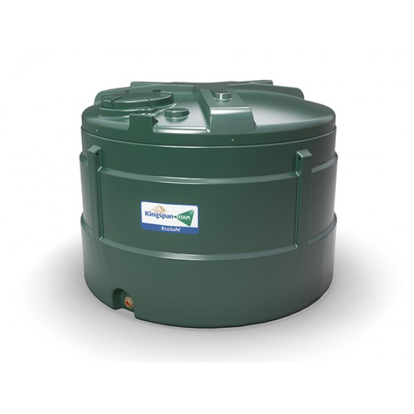 Kingspan Titan ESV2500 Oil Tank