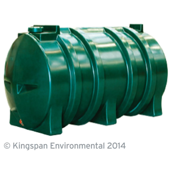 Kingspan 1100Ltr Horizontal Heating Oil Tank