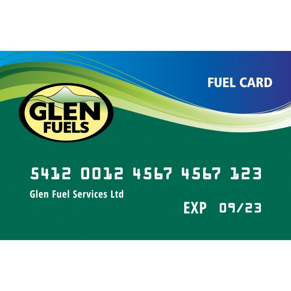 Commercial Fuel Card