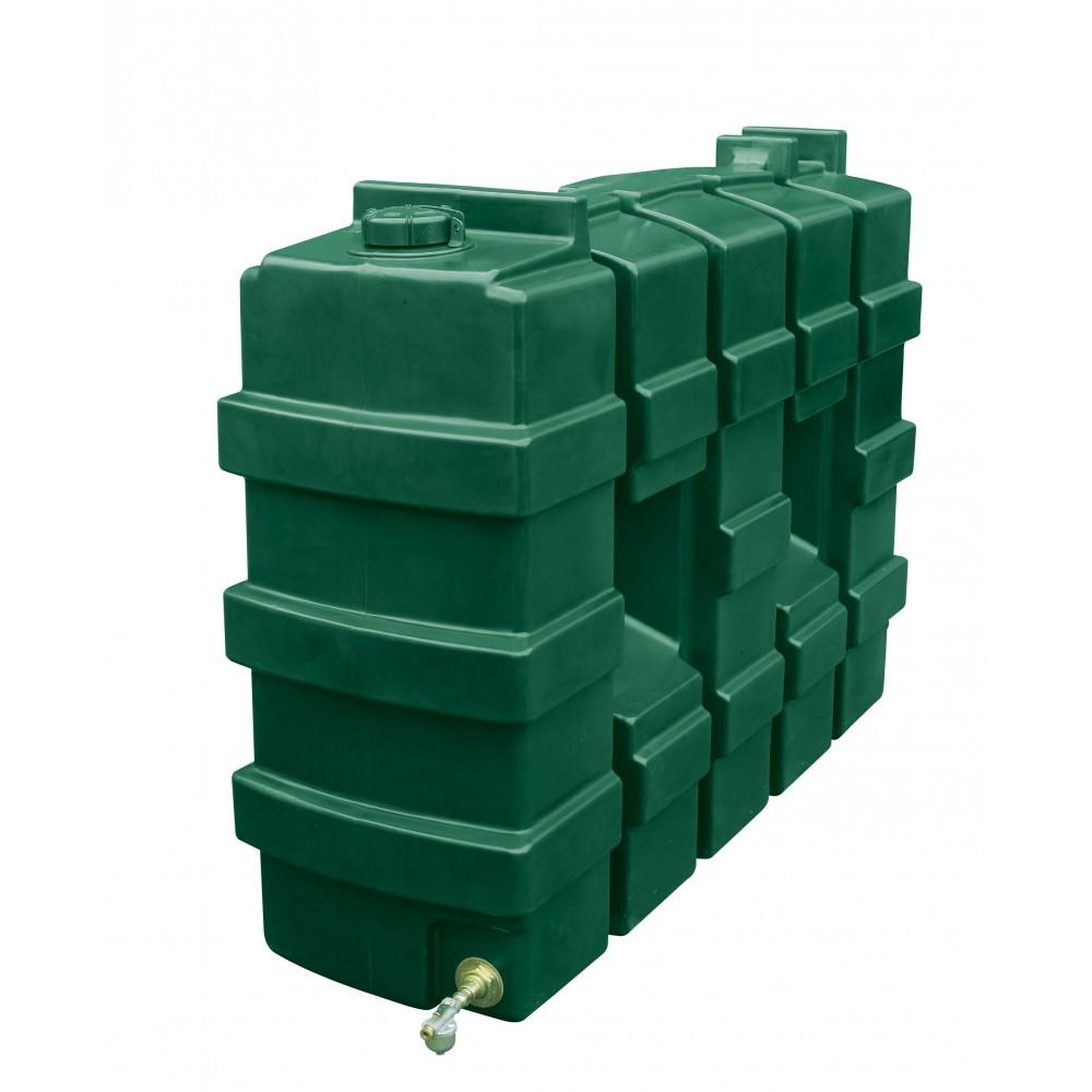 Kingspan 1000Ltr Vertical Heating Oil Tank