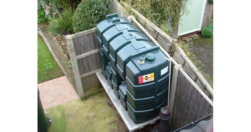 Heating Oil Tanks